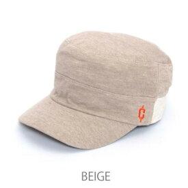 (clef)クレ RB3325XL TPN RIB WORK CAP XL BEG