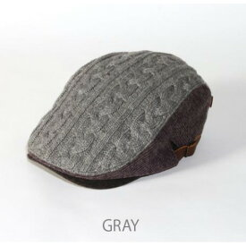 (clef)クレ RB3419 KBL KNIT HUNTING GRY