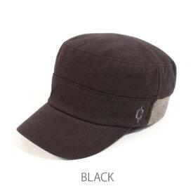 (clef)クレ RB3478 BASIC RIB WORK CAP BLK