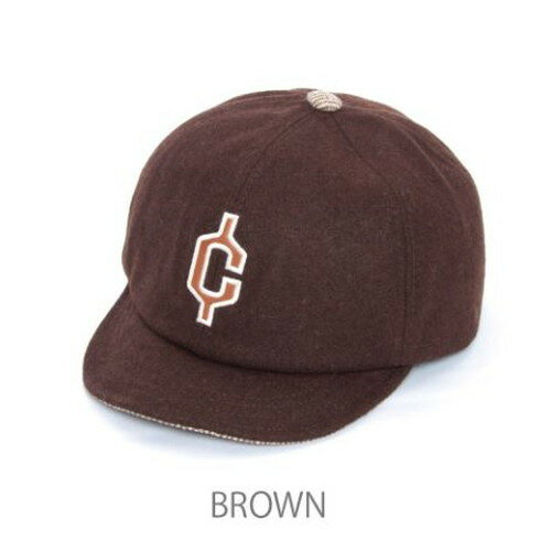 (clef)クレ RB3498 ICON WIRED B CAP BRN