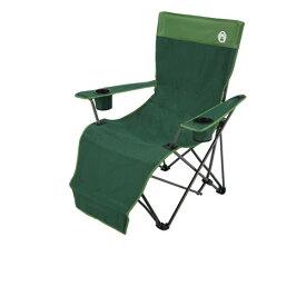 (Coleman)コールマン イージーリフトチェアST (グリーン)|アウトドア アウトドア用品 キャンプ キャンプ用品 チェア チェアー アウトドアチェア キャンピングチェア キャンピングチェアー いす イス 椅子 キャンプチェアー バーベキュー リクライニング リクライニングチェア