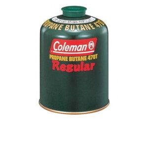 (Coleman)コールマン 純正LPガス[Tタイプ]470G |アウトドア アウトドア用品 アウトドアー 用品 アウトドアグッズ キャンプ キャンプ用品 lpガス 燃料 ガスカートリッジ ランタン ガス カートリッ
