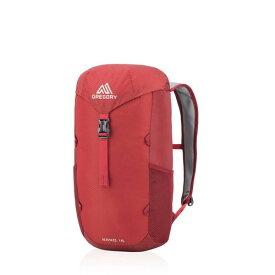 (GREGORY)グレゴリー ナノ16 ファイアリーレッド | リュック トレッキング 登山 旅行 通学 通勤 ザック バックパック アウトドア キャンプ おしゃれ