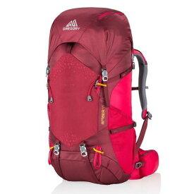 (GREGORY)グレゴリー アンバー44 チリペッパーレッド   リュック ザック バックパック 大容量 登山 アウトドア キャンプ おしゃれ