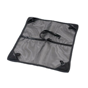 (Helinox)ヘリノックス グラウンドシート(スイベルチェア) ブラック | キャンプ キャンプ用品 アウトドア用品 アウトドアグッズ アウトドア おしゃれ グランドシート シート キャンプグッズ バ