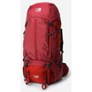 (karrimor)カリマー クーガー 75-95 チリ ? リュック 大容量 メンズ レディース バックパック ザック キャンプ アウトドア 登山 トレッキング 旅行 おしゃれ