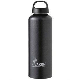 (LAKEN)ラーケン クラシック 1.0L グラナイト | マイボトル マイ水筒 アルミ ウォーターボトル 水筒 ボトル 登山 アルミボトル アウトドア用品 キャンプ用品 おしゃれ キャンプグッズ アウトドアグッズ キャンプ 便利 アウトドア グッズ オシャレ