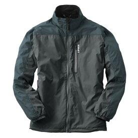 (LOGOS)ロゴス 軽量あったかウインドブレーカー ウィルソン (ブラック)M | メンズ 上着 防風 防寒 ウィンドブレーカー ナイロンジャケット ナイロン ジャケット パーカー マウンテンパーカー マウンテンジャケット アウトドア 登山 防寒着 アウター 冬用