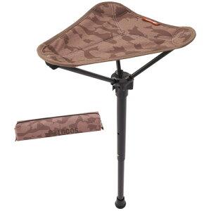 (LOGOS)ロゴス エアライト1ポールシート・ハイポジション|キャンプ用品 チェア アウトドア 椅子 イス チェアー チェアパッド 丸 座布団 チェアパット アウトドアチェア いす バーベキュー ベ