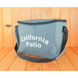 (California Patio)カリフォルニアパティオ カセットガスヒーター専用 収納バッグ グレー