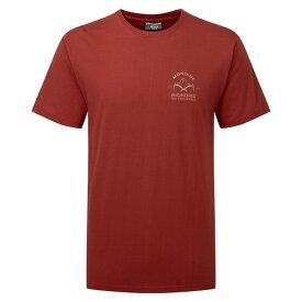 (Montane)モンテイン パイオレットTシャツ (レッドウッド)