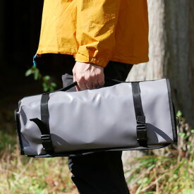 (MONORAL)モノラル 焚き火ツールラップ S | ツールバッグ ツールボックス コンパクト 軽量 持ち運び ツール アクセサリーポーチ 収納 キャンプ アウトドア バーベキュー 焚火 トレッキング キャンプ用品 便利 おしゃれ