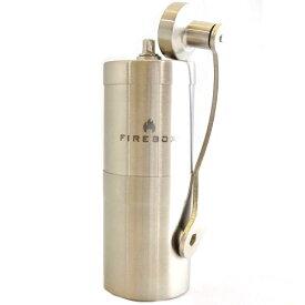 (FIREBOX)ファイヤーボックス コーヒーミル Coffee Mill