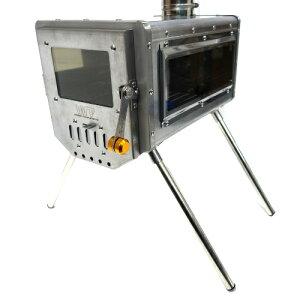 (Work Tuff Gear)ワークタフギア ワークタフストーブ 38cm | キャンプ用品 グランピング キャンプ アウトドア コンパクト 薪ストーブ まきストーブ ストーブ 暖房 暖房器具 ヒーター 小型ヒーター