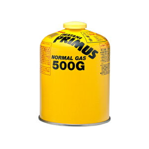 (PRIMUS)プリムス ノーマルガス(大) IP-500G | ガスカートリッジ ランタン バーナー ストーブ 燃料 キャンプ アウトドア バーベキュー 登山 焚き火 キャンプ用品 便利 おしゃれ