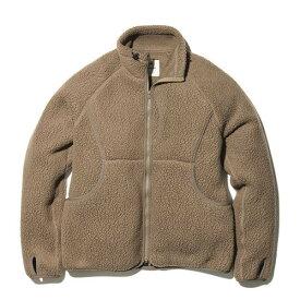 (snow peak)スノーピーク Classic Fleece Jacket Khaki