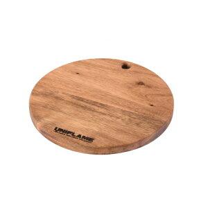 (UNIFLAME)ユニフレーム fan5まな板 | まな板 木製 丸 キャンプ アウトドア バーベキュー 焚き火 登山 トレッキング フェス キャンプ用品 便利 おしゃれ