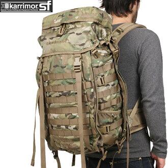 Karrimor SF 칼륨 머 스페셜 포스 Predator Patrol 45 가방 Multicam C4I 및 ECM 용 등의 통신 기기 장비에도 적합 한 가방