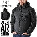 【9月下旬入荷予定】ARC'TERYX アークテリクス Atom AR Hoody インサレーションウェア 14648 (クーポン対象外)【予】