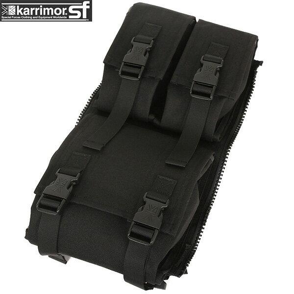 割引クーポン対象!★karrimor SF カリマー スペシャルフォースAmmo Omni Side pocket BLACK イギリス軍個人装備 「PLCE」互換の増設用サイドポケット 最新の素材と技術で応えています【WIP03】pd
