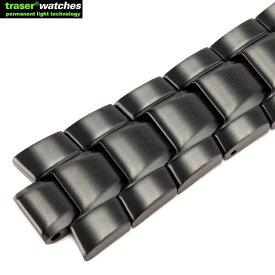 TRASER トレーサー STEEL ストラップ Diver BLACK STORM PRO (P6504シリーズ)用 9031707 STEEL ストラップ Diver BLACK STORM PRO (P6504シリーズ)用 903170 P6504に対応しています《WIP03》【クーポン対象外】