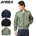 【送料無料】AVIREX アビレックス MA-1 CM MIL-J-8279E フライトジャケット【6132077...