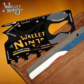 【店内20%OFFセール開催中】Wallet Ninja ワレット忍者《WIP03》