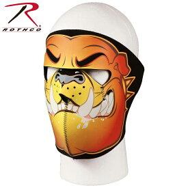 【店内20%OFFセール開催中】ROTHCO ロスコ リバーシブル フェイスマスク Bulldog/ブルドッグ 【2217】 ミリタリー フェイスマスク 顔面保護 スポーツ サバイバルゲーム《WIP03》