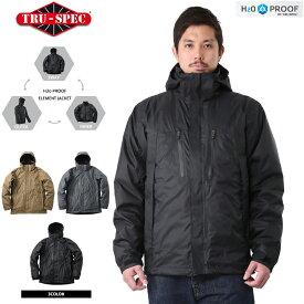 TRU-SPEC トゥルースペック H2O PROOF ELEMENT 3-IN-1ジャケット 【防水】【レインジャケット】【雨具】 【ミリタリー】【アウトドア】【タクティカル】 【ライナー】【メンズ】《WIP03》 【クーポン対象外】
