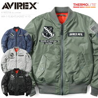 AVIREXアビレックス6182234MA-1フライトジャケットX-15