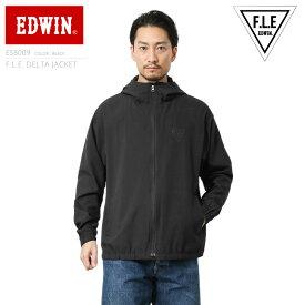 【15%OFFクーポン対象!】EDWIN エドウィン ES8009 F.L.E(フリー)デルタ ジャケット