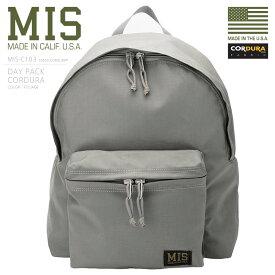 MIS エムアイエス MIS-C103 CORDURA NYLON デイパック / リュックサック MADE IN USA - FOLIAGE(クーポン対象外)
