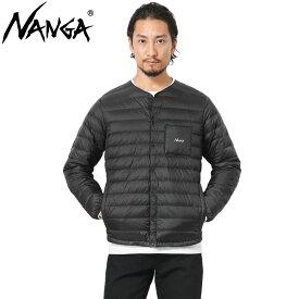 NANGA ナンガ NICABKG1 DOWN CARDIGAN ダウンカーディガン【Sx】