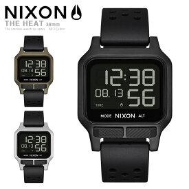 【15%OFFクーポン対象商品!】【国内正規販売】NIXON ニクソン A1320 Heat リストウォッチ(腕時計)【Sx】【T】