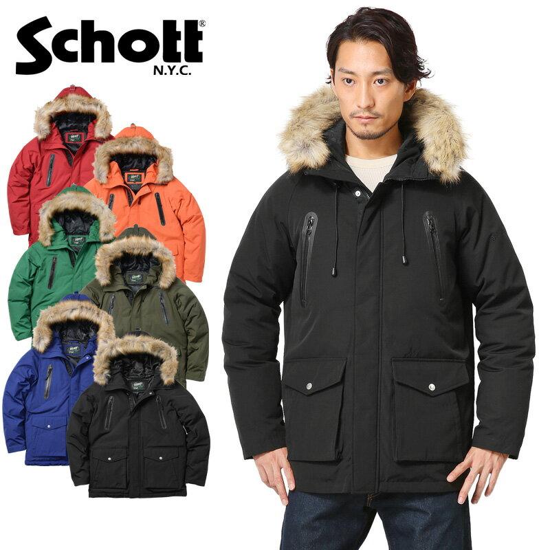 Schott ショット 3172024 SNORKEL ダウンパーカー【クーポン対象外】