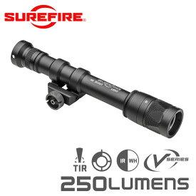 SUREFIRE シュアファイア M600AA IR LEDスカウトライト / ウェポンライト 250ルーメン(M600AAV-B-Z68-BK)【クーポン対象外】
