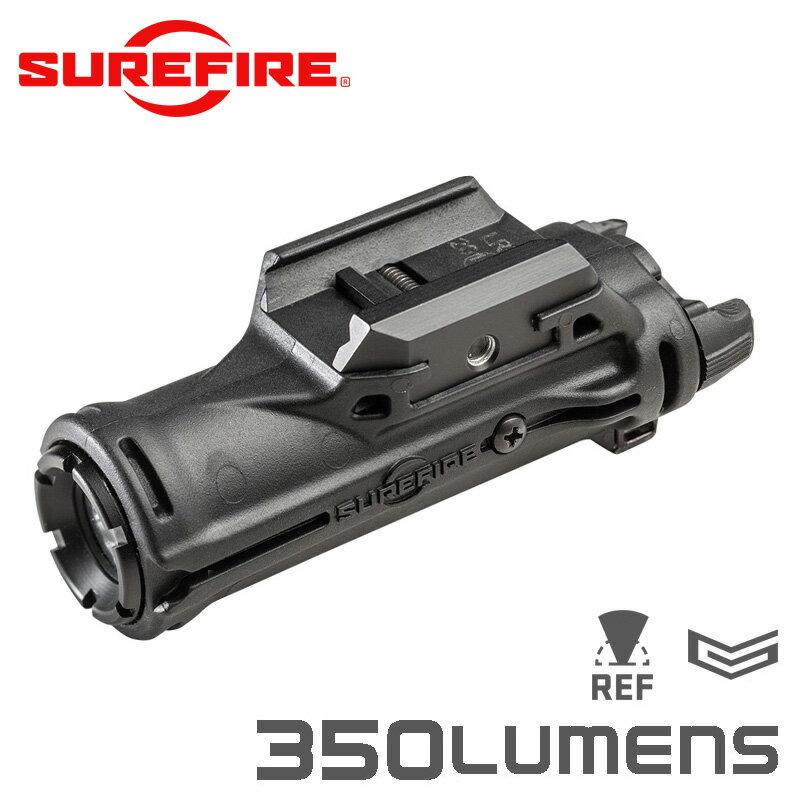 SUREFIRE シュアファイア XH15 ポリマー LEDウェポンライト / フラッシュライト 350ルーメン for MASTERFIRE Rapid Deploy Holster【クーポン対象外】