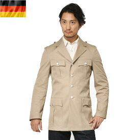 50%OFF大特価!実物 新品 ドイツ軍 TROPICAL SERVICE ジャケット 《WIP03》【クーポン対象外】