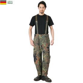 【店内15%OFFセール開催中】実物 USED ドイツ軍 BW SYMPATEX オーバーパンツ フレックカモ