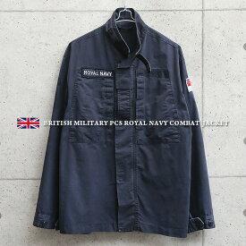 実物 USED イギリス軍 ROYAL NAVY PCS コンバットジャケット【クーポン対象外】