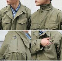 実物新品フランス軍M-47フィールドジャケット前期型コットン製#2【クーポン対象外】/《WIP03》#francem47jacketDeadStockFrenchArmyM-47FieldJacket