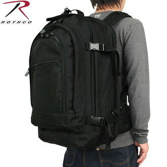 ROTHCO rothco 戰術移動出去旅遊袋黑色堅固和功能 3 方式使用袋旅行,當然,是完美旅行等業務為