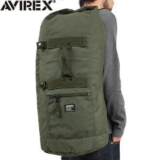 AVIREX アヴィレックス EAGLE 밀리터리 침낭 카키색 깊숙한 통 모양으로 디자인 된 수납 력 발 군의 사양 도어나 자전거 타는 사람 에게도 권장