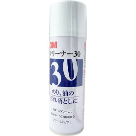 3M クリーナー30 透明 CLEANER30 330ml
