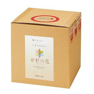 甘彩六花 液体肥料 甘彩六花(アマイロリッカ) 5kg 代金引換不可 送料無料