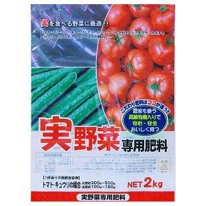 大協肥糧 実野菜専用肥料 2kg A