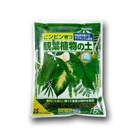 花ごころ 観葉植物の土 5L A