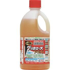 ハート グリホサート41%除草剤 グリホエースPRO 1L×12本(ケース販売) グリホエースの後継品です
