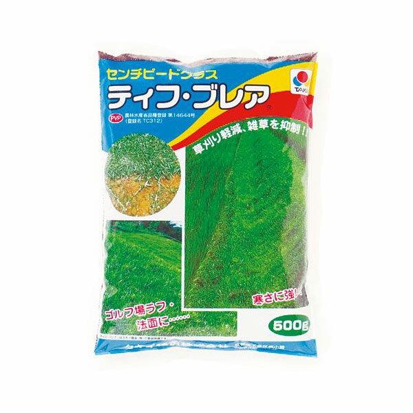 【A】タキイ種苗 芝種 センチピードグラス ティフ・ブレア 500g 送料無料 沖縄県を除く