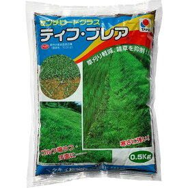 タキイ種苗 芝種 センチピードグラス ティフ・ブレア 500g 2袋セット A